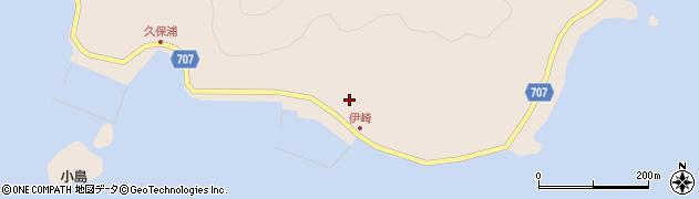 大分県津久見市長目2217周辺の地図
