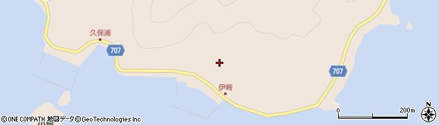 大分県津久見市長目2197周辺の地図