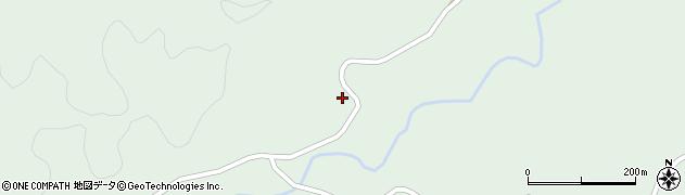 大分県竹田市直入町大字上田北2272周辺の地図