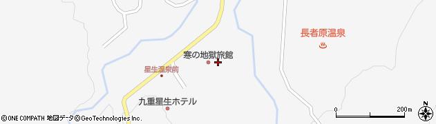 大分県玖珠郡九重町田野257周辺の地図