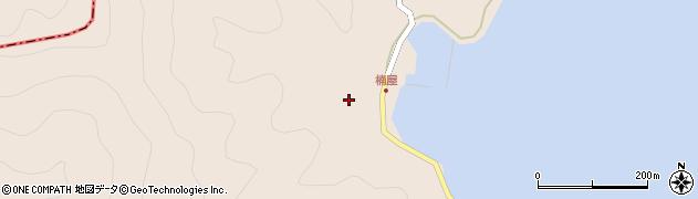 大分県津久見市長目2427周辺の地図