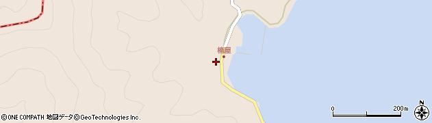 大分県津久見市長目2415周辺の地図
