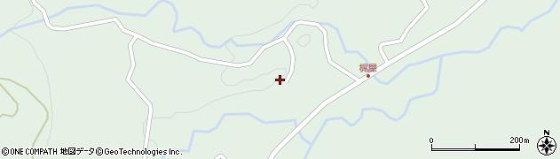 大分県竹田市直入町大字上田北4656周辺の地図