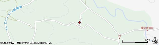 大分県竹田市直入町大字上田北5626周辺の地図