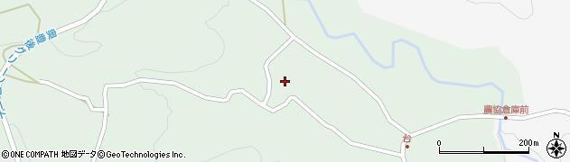 大分県竹田市直入町大字上田北5710周辺の地図
