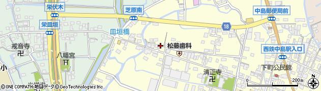 稲又整骨院周辺の地図