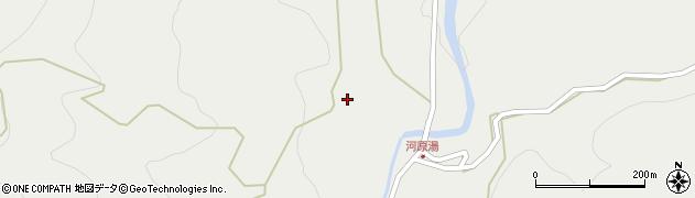 大分県玖珠郡九重町湯坪859周辺の地図