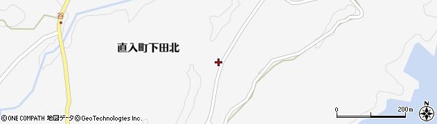 大分県竹田市直入町大字下田北2921周辺の地図