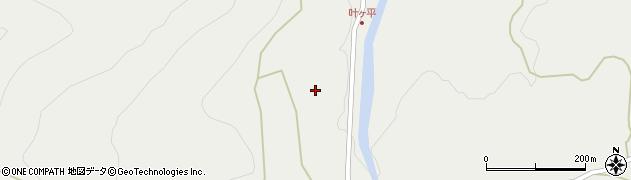大分県玖珠郡九重町湯坪958周辺の地図