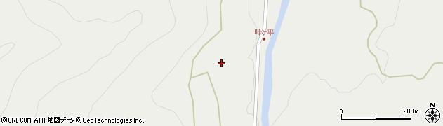 大分県玖珠郡九重町湯坪869周辺の地図