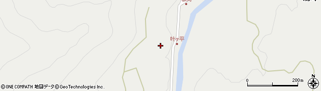 大分県玖珠郡九重町湯坪948周辺の地図