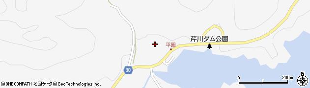 大分県竹田市直入町大字下田北1714周辺の地図