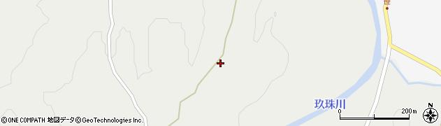 大分県玖珠郡九重町湯坪1124周辺の地図