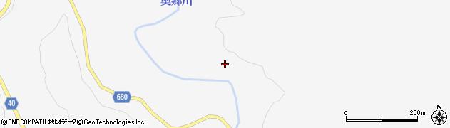 大分県玖珠郡九重町田野494周辺の地図