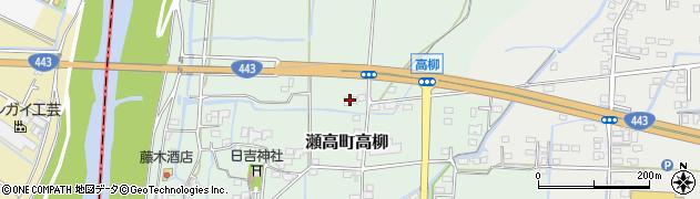 クロキビスポークルーム周辺の地図