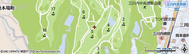 長崎県佐世保市三川内本町周辺の地図