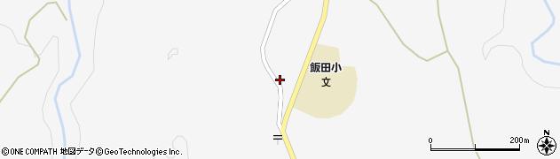 大分県玖珠郡九重町田野1599周辺の地図