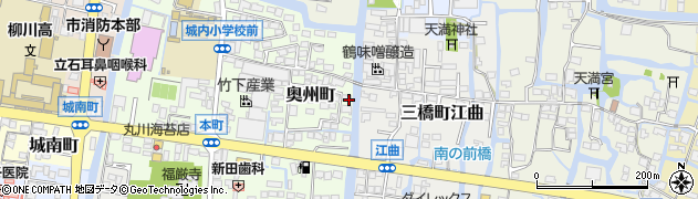 武末装飾周辺の地図