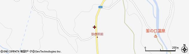 大分県玖珠郡九重町田野1340周辺の地図
