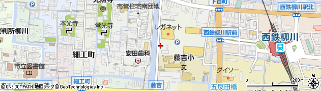 チェンジヘア・マル周辺の地図
