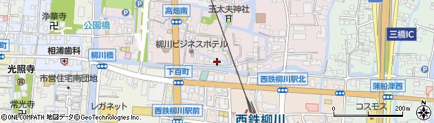 マサキ工業周辺の地図