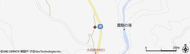 大分県玖珠郡九重町田野1221周辺の地図