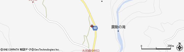 大分県玖珠郡九重町田野1220周辺の地図