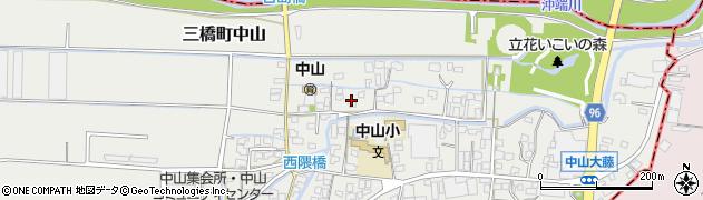 冨安電設周辺の地図