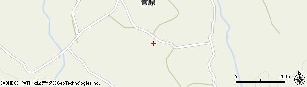 大分県玖珠郡九重町町田3205周辺の地図