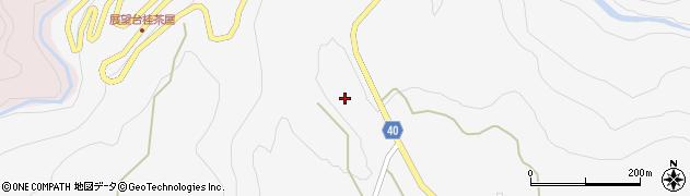 大分県玖珠郡九重町田野1041周辺の地図