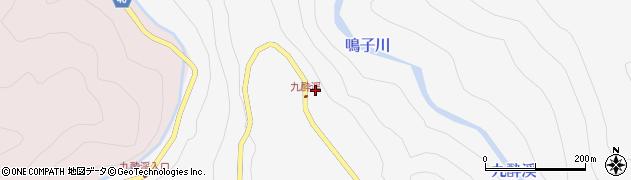 大分県玖珠郡九重町田野970周辺の地図