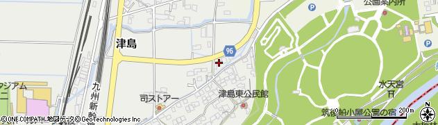 栄苑グリーンリース周辺の地図