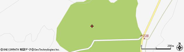 大分県玖珠郡九重町田野2363周辺の地図