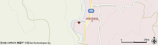 大分県玖珠郡九重町町田2940周辺の地図