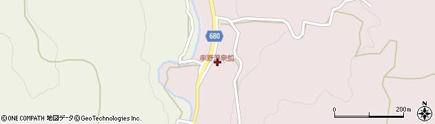 大分県玖珠郡九重町町田2937周辺の地図