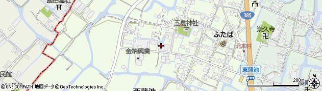 からたち印刷周辺の地図