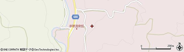 大分県玖珠郡九重町町田2731周辺の地図