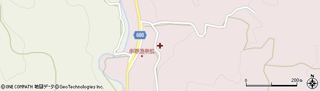 大分県玖珠郡九重町町田2727周辺の地図
