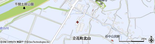 三恵工芸周辺の地図