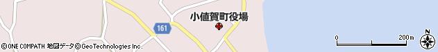 長崎県北松浦郡小値賀町周辺の地図