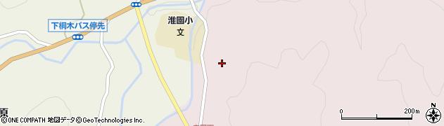 大分県玖珠郡九重町町田2495周辺の地図