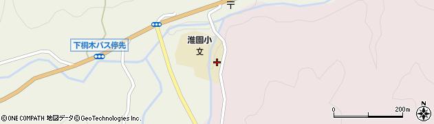 大分県玖珠郡九重町町田2465周辺の地図