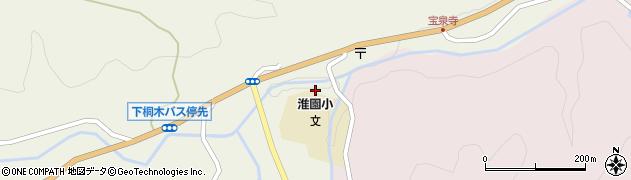 大分県玖珠郡九重町菅原1274周辺の地図