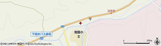 大分県玖珠郡九重町菅原1880周辺の地図