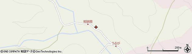 大分県玖珠郡九重町菅原2437周辺の地図