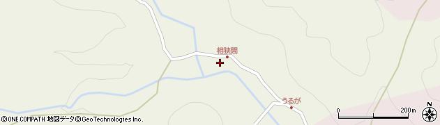 大分県玖珠郡九重町菅原2451周辺の地図