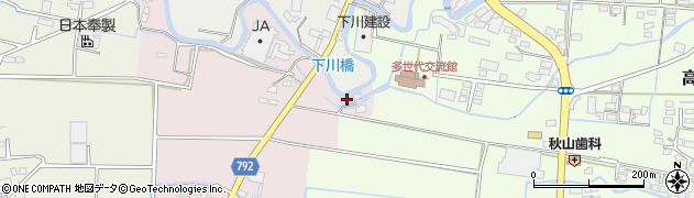 PPI周辺の地図