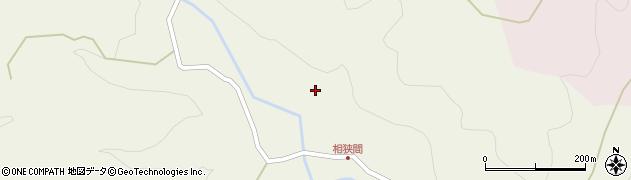 大分県玖珠郡九重町菅原2418周辺の地図