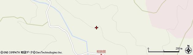 大分県玖珠郡九重町菅原2401周辺の地図