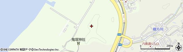 長崎県佐世保市光町周辺の地図